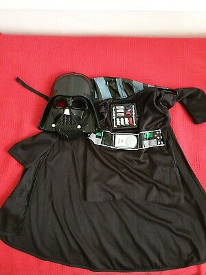 Darth Vader Star Wars costume 5-6 years