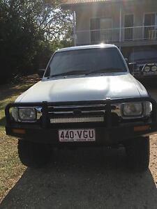 1995 Toyota Hilux Ute Redland Bay Redland Area Preview
