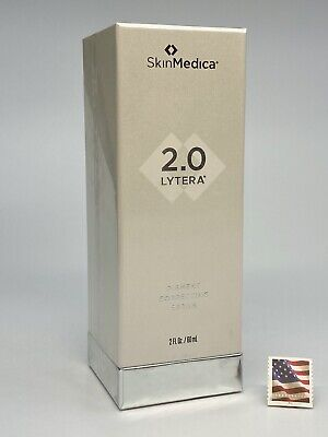 SkinMedica LYTERA 2.0 Pigment Correcting Serum 2 fl.oz. 60ml BNIB Sealed & Fresh