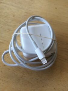 Apple original 10w  iPhone/iPad power charger and cord