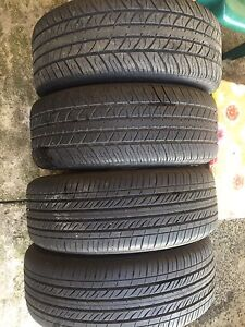 4 X TOYOTA TARAGO TYRES Broadmeadows Hume Area Preview