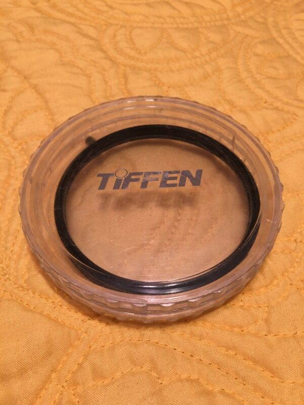 72mm Tiffen STAR 4pt 4 Point 2mm Camera Star Filter in Case