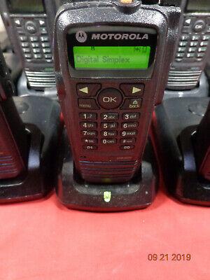 Motorola Xpr6550 Xpr Trbo Vhf 136-174mhz Digital Dmr Radio Aah55jdh9la1an - B30