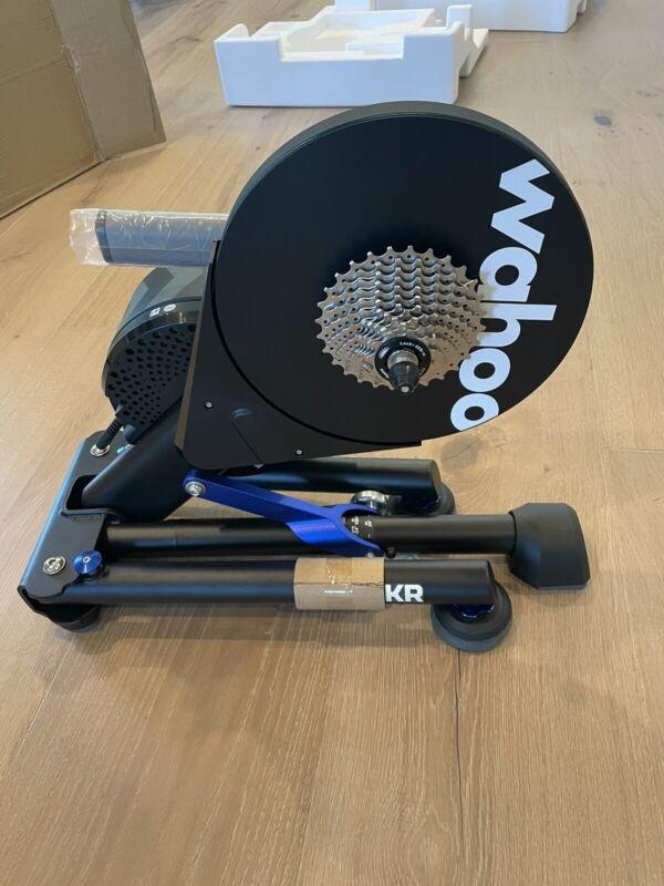 Wahoo Kickr Smart Power Indoor Trainer V5 FREE USA Shipping