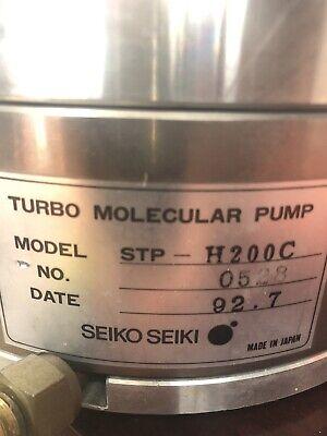 Seiko H200c Turbo Pump