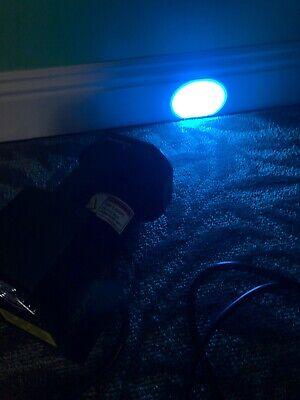 Spex Hsx 5000 7f Horiba Handscope Crime Scene Light Source Kit Cracked Case