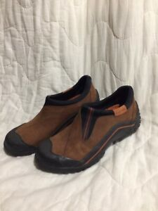 Leather Shoes - Clarks