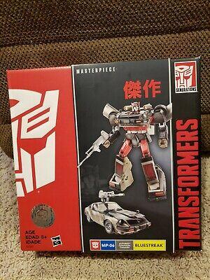 Transformers Masterpiece BLUESTREAK MP-06 TOYS R US NEW!