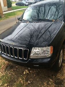 Jeep grand Cherokee 4x4 limited 4.7L V8