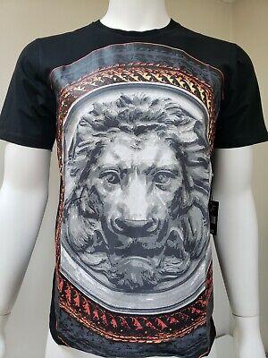 NWT Versace V 1969 ITALIA Men's Short Sleeve T-Shirt Size L