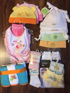Brand new Assortment of baby accessories