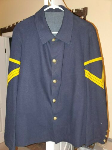 M1885 Troop Quartermaster Sgt's Garrison Blouse