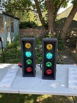 SoundLab Light Box Disco Light