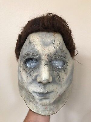 UNIVERSAL STUDIOS Rob Zombie Myers Mask Halloween Horror Nights Maze Prop](Universal Studios Zombie Halloween)