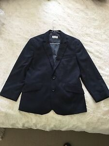 Boys 3 Piece Blue Suit Size 12 Two Rocks Wanneroo Area Preview