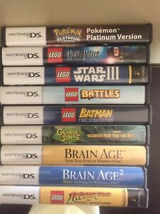 DS. Games