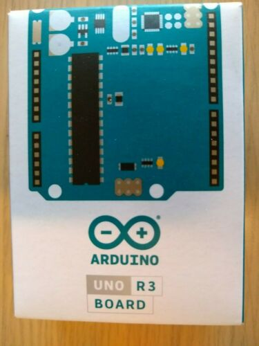 Genuine Arduino Uno R3 A000066 ITALY  (USA SELLER)