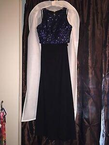 BEAUTIFUL TWO PIECE GALA/PROM DRESS