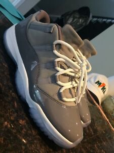Air Jordan Retro Low 11 cool grey