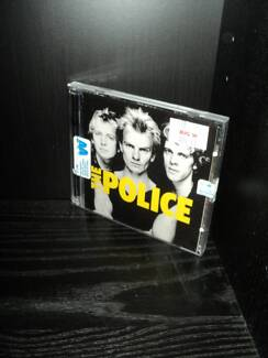 THE POLICE---SELF TITLED CD---2 DISCS