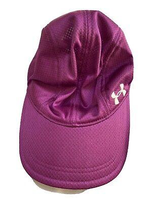 New Under Armour Women's heatgear Cap #41095 Strapback Hat OSFA