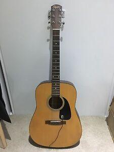 Fender squier acoustic Baxter Mornington Peninsula Preview
