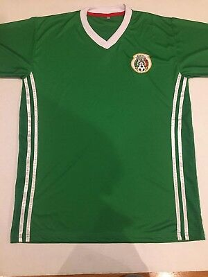 6e1bf8129 Soccer - Mexico Jersey - 8 - Trainers4Me