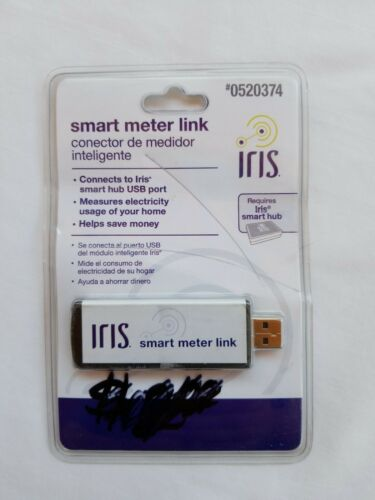IRIS Smart Meter Link for Generation 1 IRIS Hub