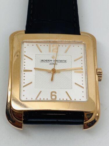Vacheron Constantin Historiques Toledo Automatic 18ct Rose Gold 86300/000R-9826 - watch picture 1
