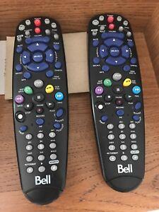 Bell PVR remotes