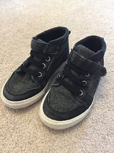 Size 9T High Top Sneakers from Gymboree