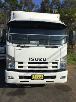 TRUCK WITH GUARANTEED WORK Casula Liverpool Area Preview