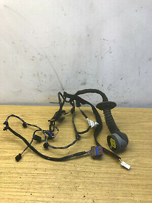 Peugeot 407 [03-10] Passenger Left Front Door Wiring Loom Harness Cable