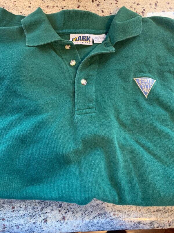 New Jersey State Police Polo/Golf Shirt
