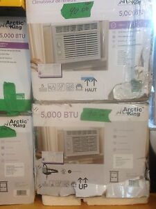 ARCTIC KING - AIR CONDITIONER - 5,000 BTU