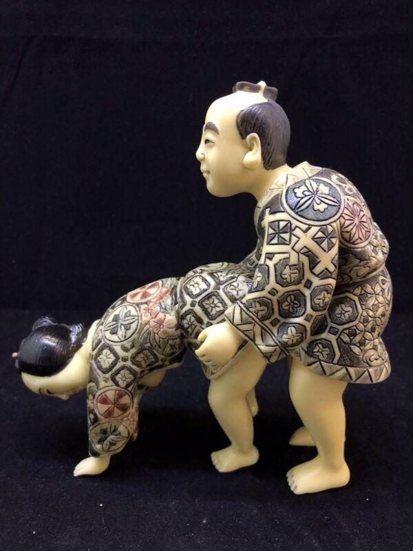 Japanese Erotic Figurine