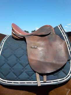 Leather all purpose saddle Lorn Maitland Area Preview