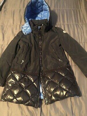 Moncler Kids Girls Down Coat/Jacket Size 10 years