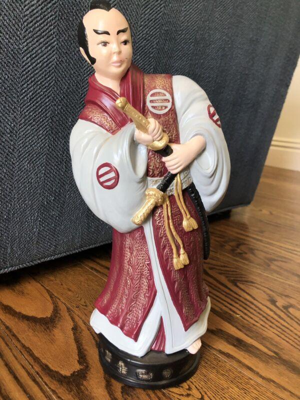 "Samurai Warrior Statue 15"" Tall"