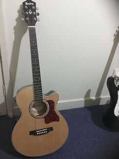 Monterey acoustic electric guitar