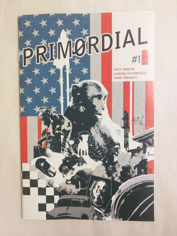Primordial #1 (Image Comics 2021) Andrea Sorrentino Main Cover A NM