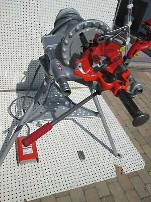 Exc Ridgid 300 T2 Pipe Threader Machine 811 Head 12-2 Complete Set