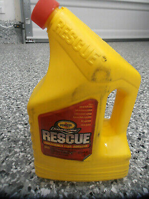 Vintage Pennzoil Rescue Discontinued Emergency Fuel UNOPENED FREE US SHIPPING