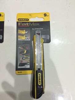 Stanley FatMax Snap-Off Blade Knife 9mm (BRAND NEW) Brunswick East Moreland Area Preview