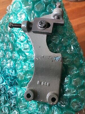 Rare Follow Rest For 11 Sheldon Metal Lathe Rare