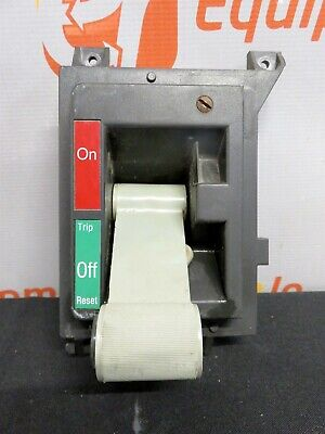 Cutler Hammer On Off Trip Lever Switch Industrial Handle Motor Control
