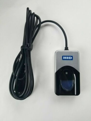 HID DigitalPersona Fingerprint USB Optical Fingerprint Reader/Scanner