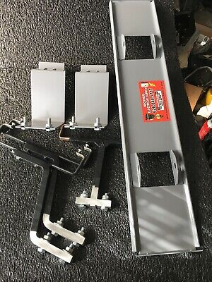 Zinsco Mounting Hardware Twin Circuit Breakers Type Qb 100 Amp Reconditioned