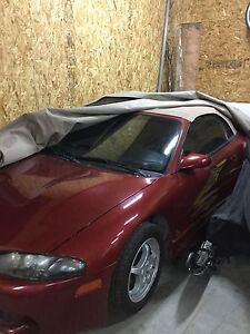 1997 Mitsubishi Eclipse spider Gs for Sale