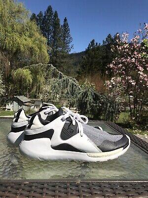Men's Adidas Y-3 Yohji Yamamoto QR Run Size 10.5 Shoes 100% Authentic